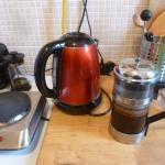 Készül a kávé!