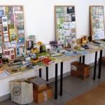 Környezetbarát termékek kiállítása